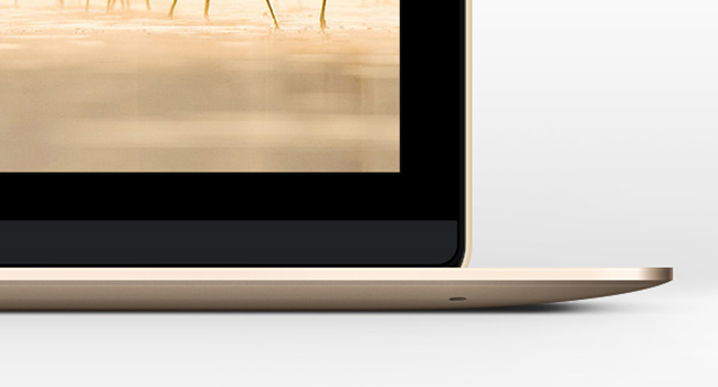 New Macbook PSD Mockups