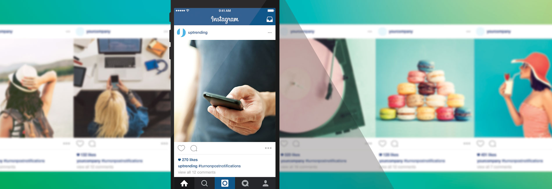 Making Instagram's New Feed Click for Your Business
